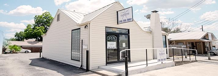 Chiropractic San Antonio TX Office Building